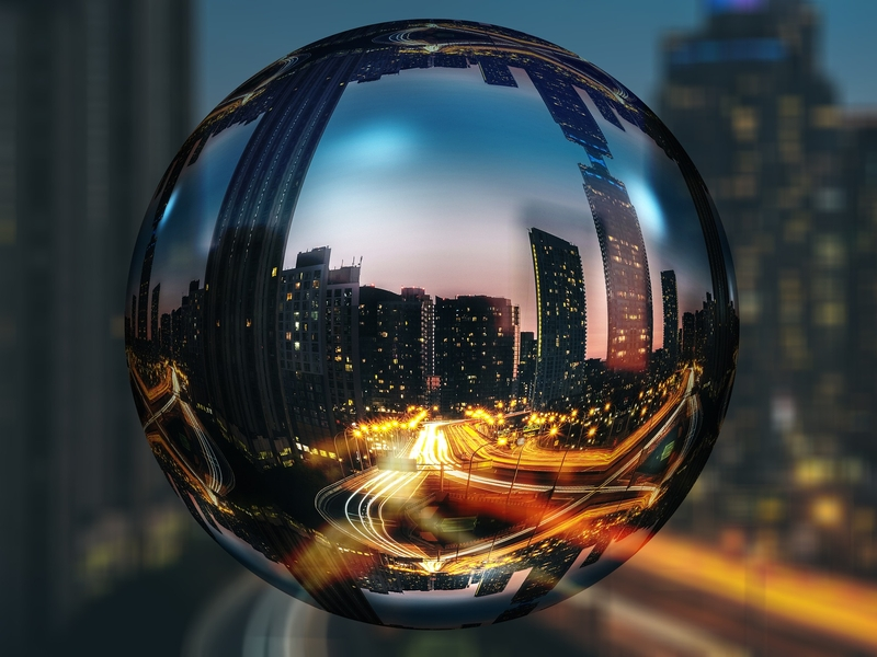 Hektisch und wunderschön zugleich: Das Leben in der Stadt wirkt manchmal wie unter dem Brennglas.