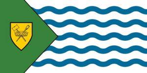 Die Flagge Vancouvers wurde von Robert Watt entworfen und am 17. Mai 1983 vom Stadtrat genehmigt.