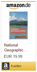 National Geographic Traveler Nationalparks-Kanada-Reiseführer