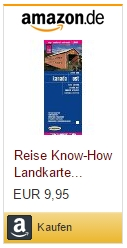 Reise Know-How Landkarte Kanada Ost
