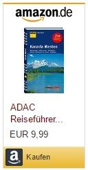 ADAC Reiseführer West-Kanada